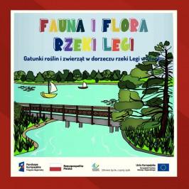 Fauna i flora rzeki Legi. strona 1