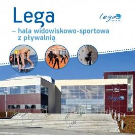 Lega - hala widowiskowo-sportowa z pływalnią strona 1