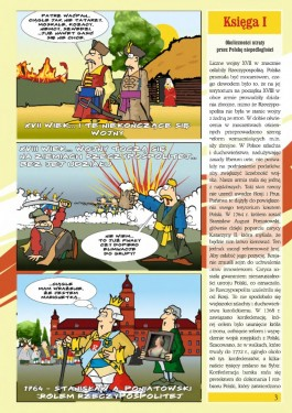 100 lat niepodległości. Ilustrowana kronika historii Polski. strona 5